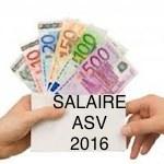 salaire des auxiliaires vétérinaires 2016