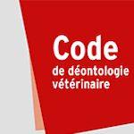 code déontologie vétérinaire